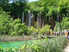 National parks - PLITVICKA JEZERA