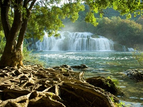 National parks - KRKA